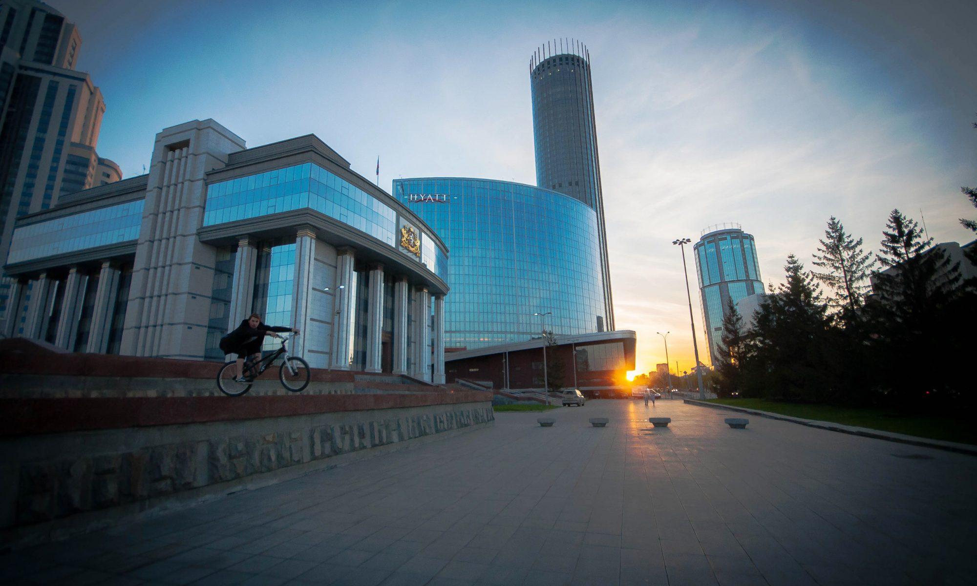 Велопарковки CYCLE PARKING